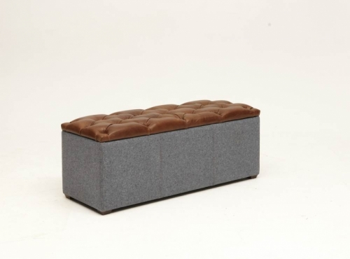 Heritage Storage Cube Bench