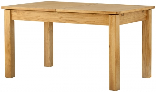 Brompton Oak Extending Dining Table