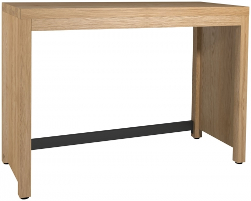 Telford Industrial Oak Desk