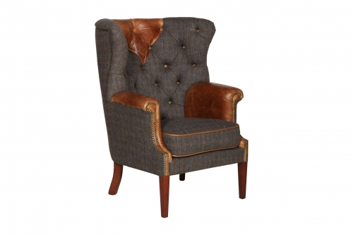 Heritage Carter Wing Chair