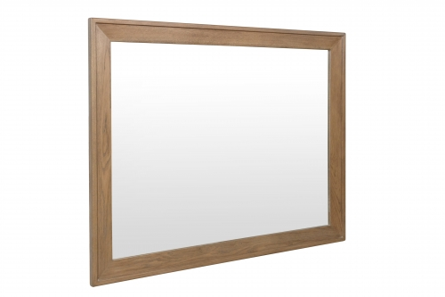 Milby Oak Wall Mirror