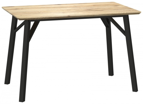 Brooklyn Industrial Rectangular Dining Table