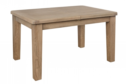 Milby Grey Oak 130/180 Extending Table