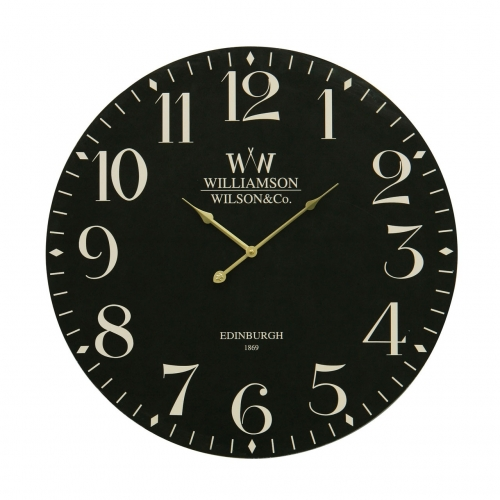 Williamson Black Clock