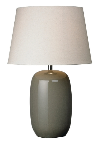 Olivio Table Lamp Grey