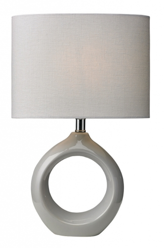 Isla Table Lamp Grey