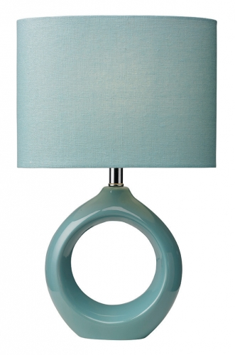 Isla Table Lamp Powder Blue