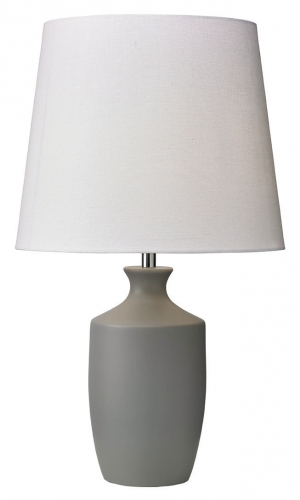 Ernest Table Lamp Grey