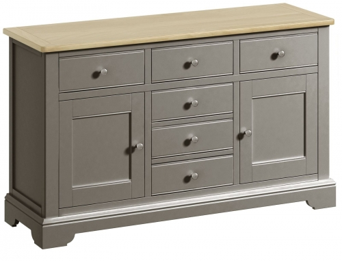 Malham Painted Large Sideboard
