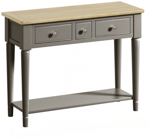 Malham Painted Console Table