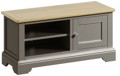 Malham Painted TV Cabinet