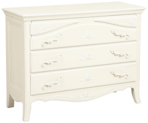 Epernay Painted 3 Drawer Chest