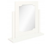 Ascot White Swing Mirror