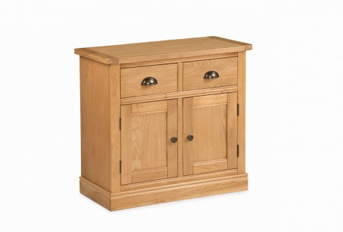 Sherburn 2 Door 2 Drawer Mini Sideboard