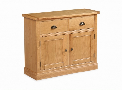 Sherburn 2 Door 2 drawer Small Sideboard