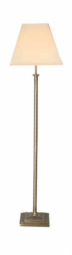 Nelson Floor Lamp Antique Brass