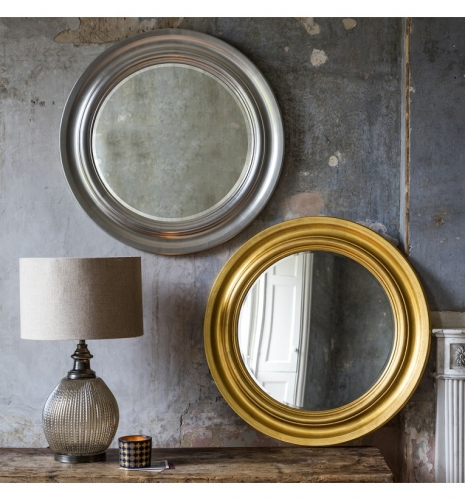 Trevose Gold Mirror 84x84