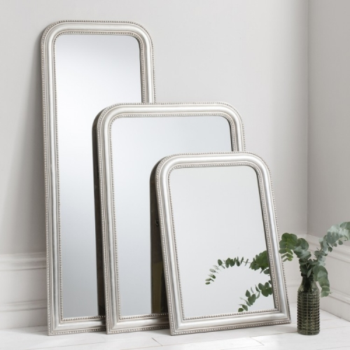 Worthington Silver Mirror 147 x 56