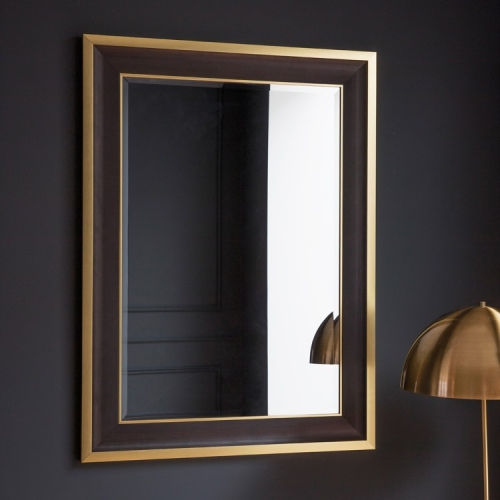 Edmonton Rectangular Mirror 80 x 100