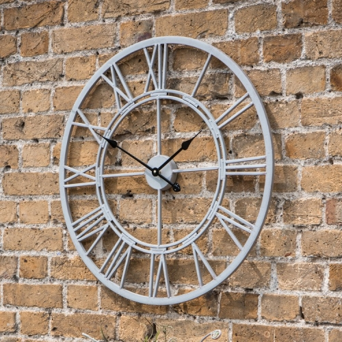 Vistini Outdoor Clock - Estate
