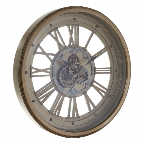 Round Antique Wall Clock