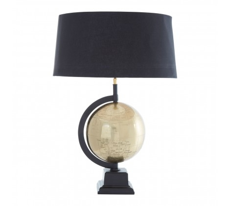 Churchill Globe Lamp