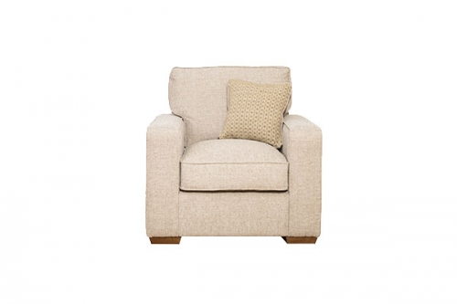Chicago Fabric Armchair