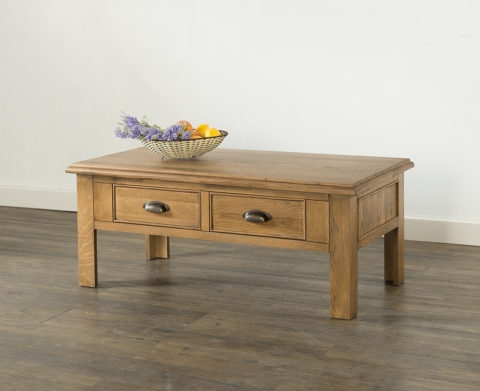 Farnley 2 Drawer Coffee table