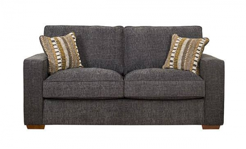 Chicago 3 Seat Fabric Sofa