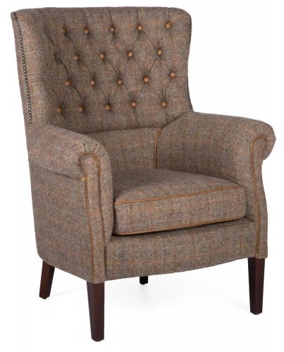 Heritage Nixon Armchair - Gamekeeper FT