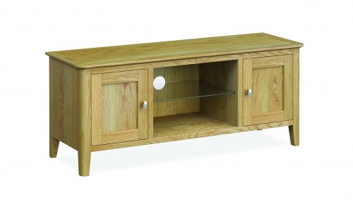 Harome Light Oak Large TV Unit