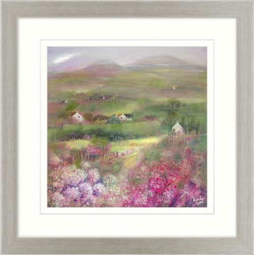 Pink Meadow I