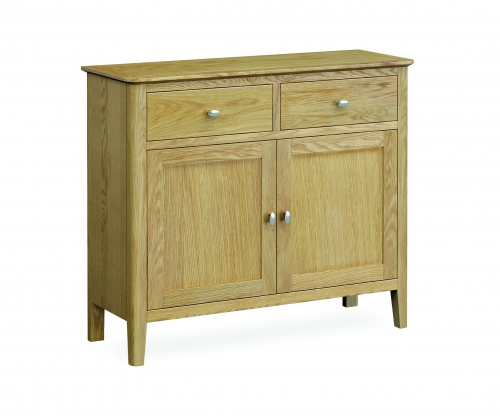 Harome Light Oak Small Sideboard