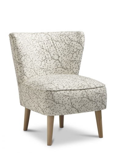 Paris Accent Chair - Appledore Linen