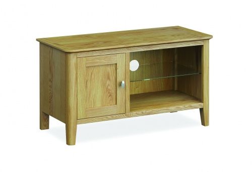 Harome Light Oak Small TV Unit