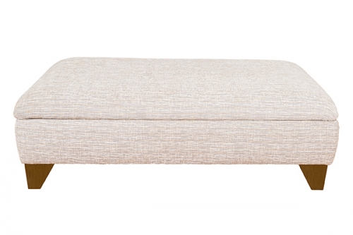 Houston Storage Footstool