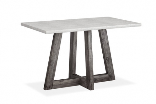 Boulder Contemporary Bar Table