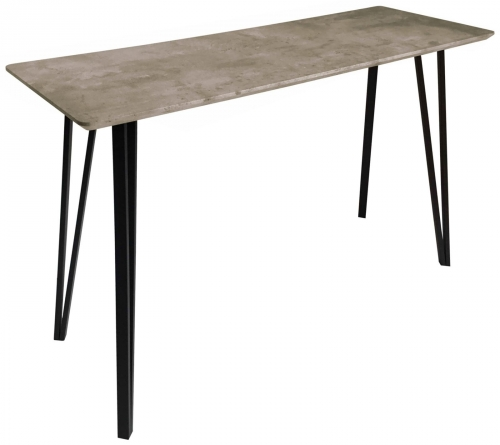 Manhattan Industrial Bar Table