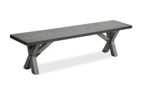 Seattle Industrial Bench 170cm