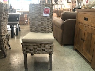 Bilsdale Grey Wash Dining Chair