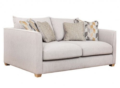 Carter 3 Seater Fabric Sofa