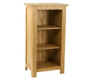 Malvern Oak Mini Bookcase