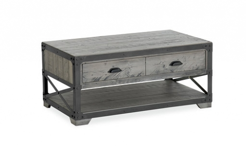 Seattle Industrial Coffee Table