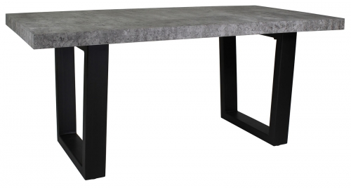 Telford Industrial Stone Coffee Table