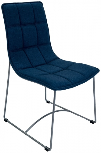 Como Dining Chair - Mineral Blue