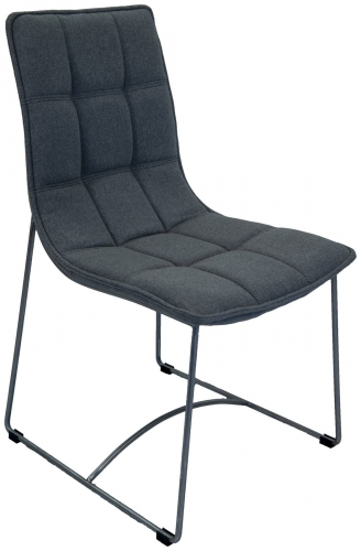 Como Dining Chair Shadow Grey