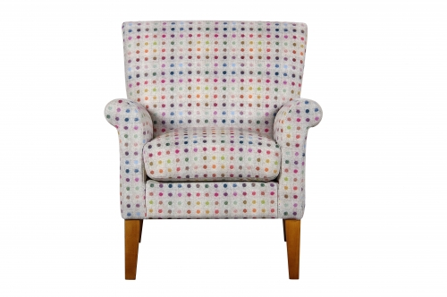 Brandsby Accent Chair - Confetti