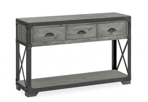 Seattle Industrial Console Table