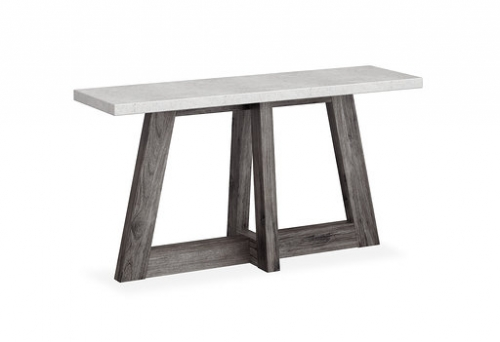 Boulder Contemporary Console Table