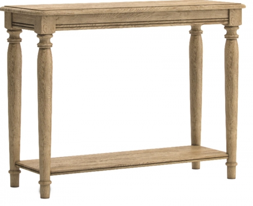 Biarritz French Oak Console Table